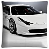 Durable Ferrari Pillow Protector Bedding Pillow Covers Case Polyester And Cotton 20x20 inch 50x50 cm