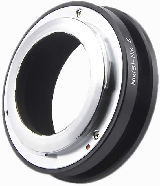 B4 to Z7 Camera Adapter,B4 2//3 Broadcast Lens to for Nikon Z Mount Z6 Z7 Full Frame Camera