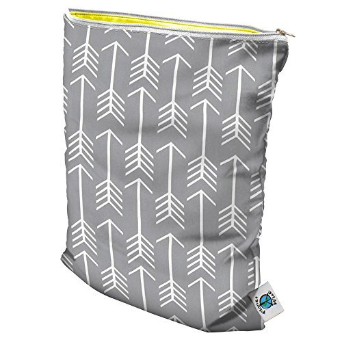 Planet Wise Wet Diaper Tote Bag, Aim Twill, Medium by Planet Wise