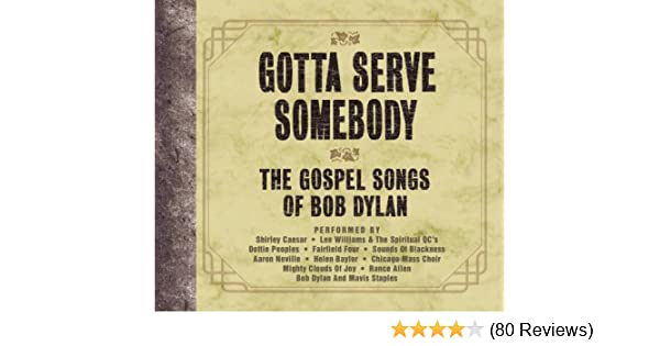 Gospel songs of thanksgiving