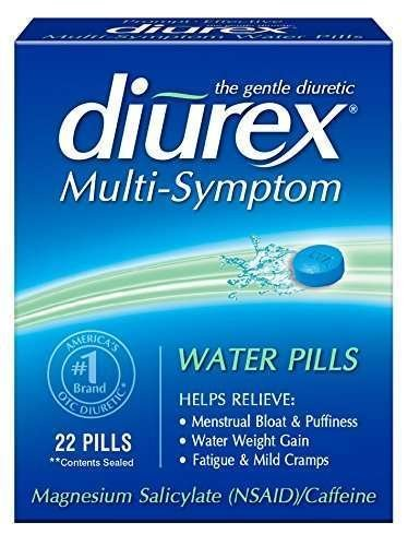 Diurex Water Pills, 42-Count (Pack of 6) by Diurex