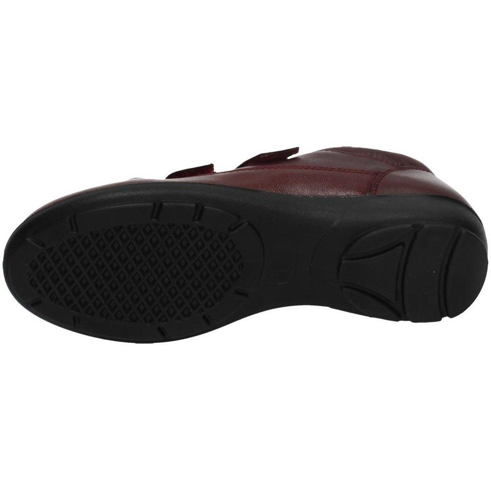 WUAPAS BSW161005 Mocasines DE Piel SEÑORA Zapatos MOCASÍN: Amazon.es: Zapatos y complementos