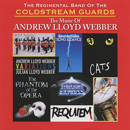 Andrew Lloyd Webber: a Symphonic Study: Phantom of the Opera / Unexpected Song / Skimbleshanks: the Railway Cat / Starlight Express / Variations / Think of Me / You Made (Unexpected Song Andrew Lloyd Webber)
