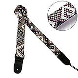 Hootenanny Style guitar straps ukulele straps C11