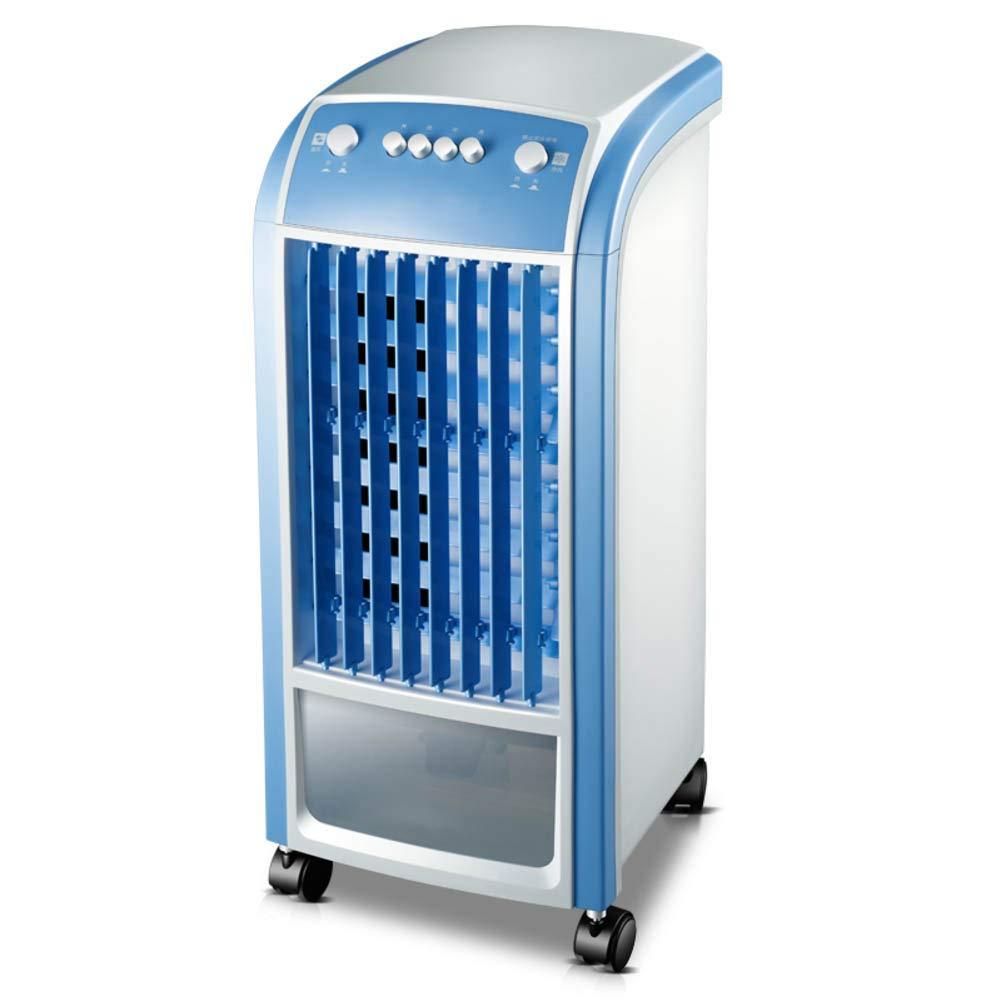 円高還元 コンパクトなポータブル 4 空気冷却器, ミニ 家計 スポットエアコン 加湿 L 4 キャスター 冷却ファン 家計 4 L 水槽-A A B07GBLK78H, くらしのeショップ:1c1ba9cc --- ciadaterra.com