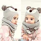 Baby Hats Baby Mittens Baby Girls Boys Winter Warm