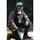 Caddis Men's Green Neoprene Stocking Foot Wader, X-Large, Outdoor Stuffs