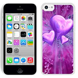 Abstract Love Art (2) Durable High Quality iPhone 5C Phone Case