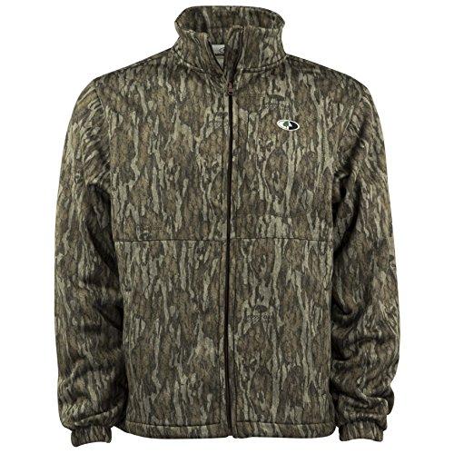 Mossy Oak Performance Full Zip Jacket