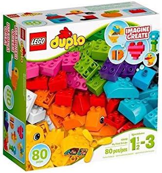LEGO DUPLO - Mis Primeros Ladrillos, Juguete Preescolar Creativo y ...