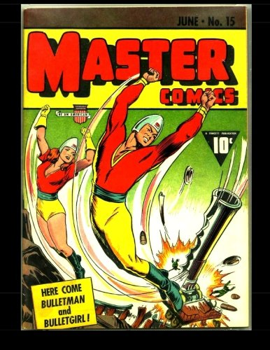 Download Master Comics #15: Classic Adventures from the Golden Age of Comics PDF
