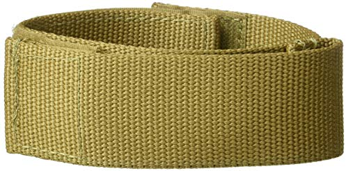 Raine Military Covered Watchband, Coyote (Army Watch Band)