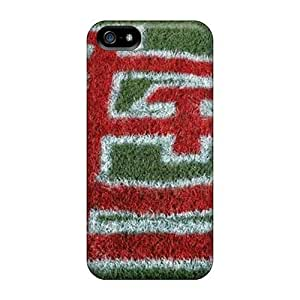 For Iphone 5/5s Fashion Design Stl Cardinals Case-wAmqmpw2500pRAXV