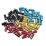 SRAM Aluminum Ferrule Kit (Black)