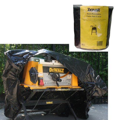 해외 Zerust 녹 방지 테이블 톱 커버 Zerust Rust Preventive Table Saw
