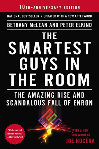 The Smartest Guys in the Room: The Amazing Rise and Scandalous Fall of Enron by Brand: Portfolio Trade