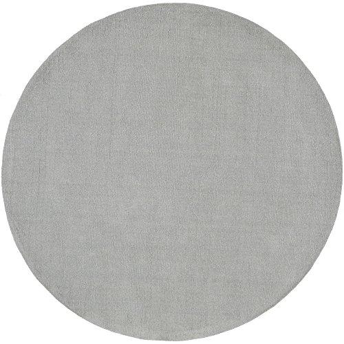 Surya Mystique M-211 Hand Loomed 100% Wool Flint Gray 9'9