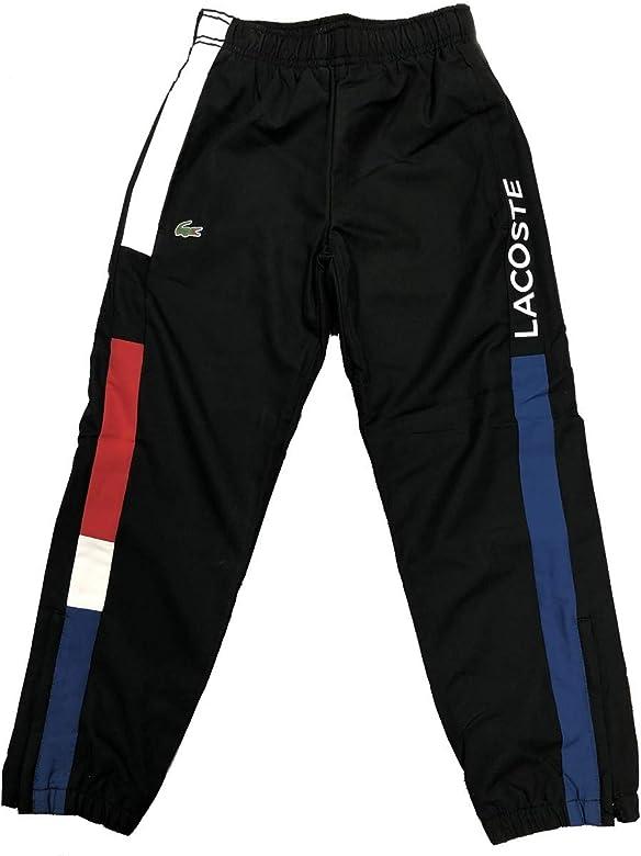 Lacoste Pantalon de Chandal para niño XJ5764 (6): Amazon.es: Ropa ...