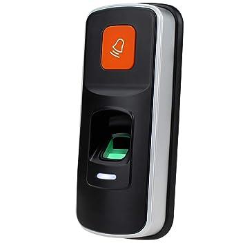 LIBO I90 Mini Biométrico Fingerprint Control de Acceso RFID Lector de Huellas Dactilares Independiente Soporte SD Tarjeta para Abrir Cerradura de Puerta ...