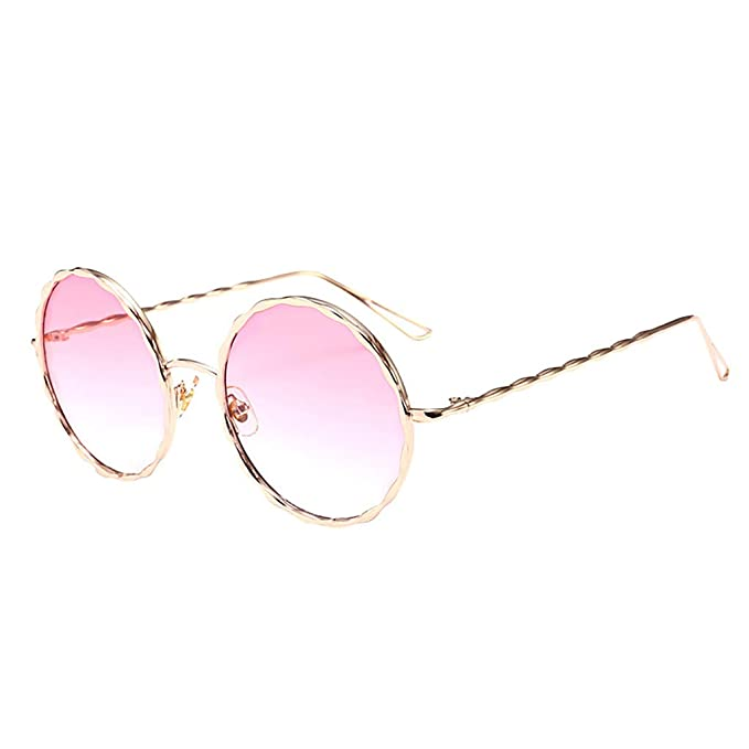 Amazon.com: SFE Women Men Vintage Retro Sunglasses Eyewear ...