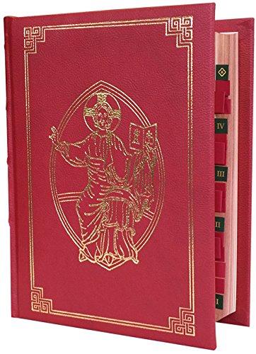 Missale Romanum, Chapel Edition Deluxe (Latin) ()