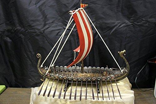 viking model ship - 6