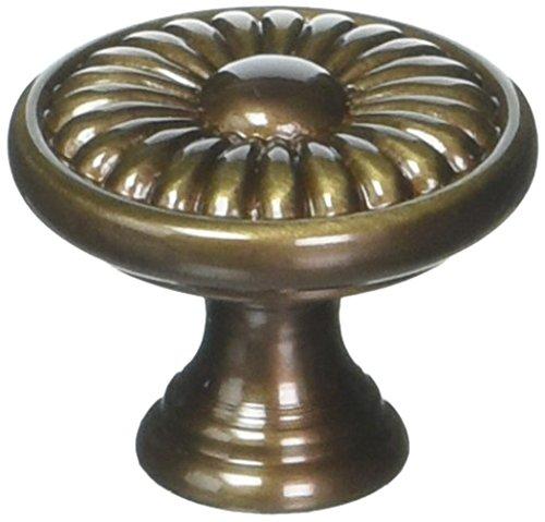 Ornate Mushroom Knob Size: 1