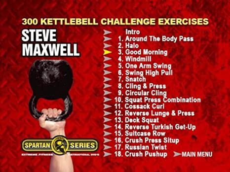 Steve Maxwell Kettlebell Conditioning System Pdf