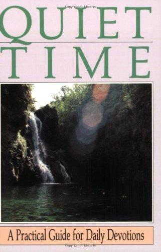 Quiet Time by Inter-Varsity, Intervarsity Staff, Staff, Intervarsity (2009) Paperback