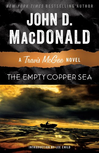 The Empty Copper Sea: A Travis McGee Novel cover
