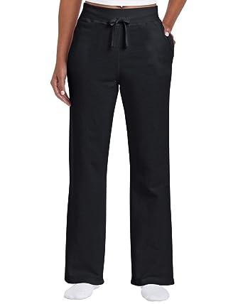 8a062fe935b8 Gildan Damen Sweathose Heavy Blend Open Bottom Sweatpants 18400FL ...