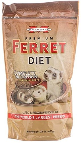 Marshall Premium Ferret Diet, 22-Ounce