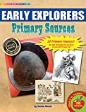 Gallopade Publishing Group Historical Documents Early Explorers Primary Sources Pack (9780635125996)