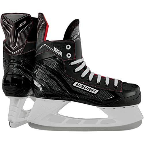 Bauer  NS Skate Senior, Black, 9 R (Bauer Mens Hockey Ice Skates)
