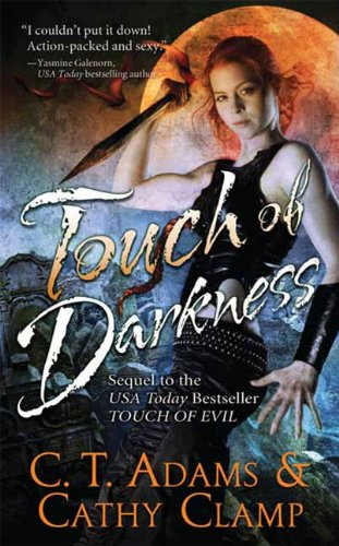 book cover of Touch of Darkness