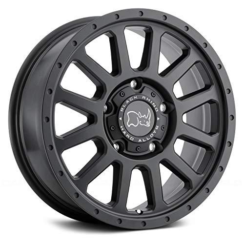 Black Rhino Havasu Custom Wheel - Matte Black 18