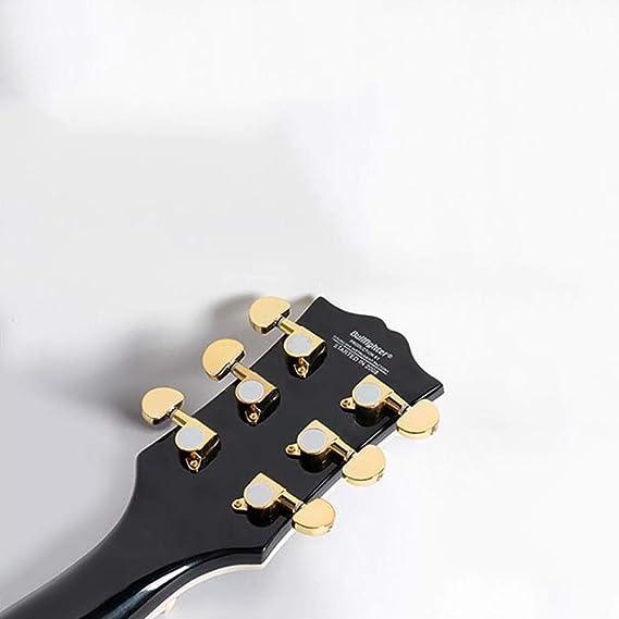 Miiliedy LP Guitarra eléctrica Adulto Principiante Rock Roll Blues ...