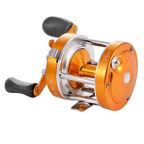 Fishlander reels isafish bait casting fishing reel for Fishing reels baitcaster