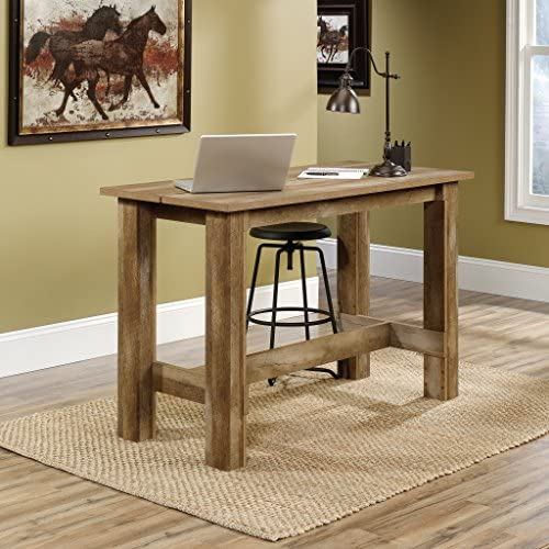home, kitchen, furniture, kitchen, dining room furniture,  tables 8 on sale Sauder Boone Mountain Counter Height Dining Table, Craftsman promotion