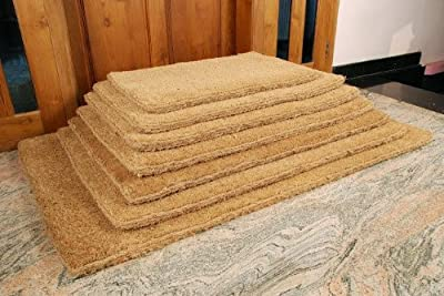 Kempf Natural Coir Coco Doormat, 36 by 72-Inch