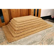 Kempf Natural Coco Coir Doormat 18x30-Inch