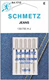 Jean & Denim Machine Needles-Size 16/100 5/Pkg