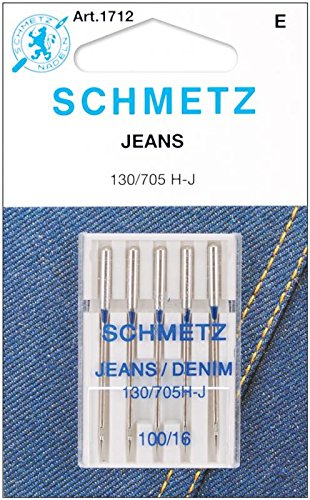 What Size Sewing Machine Needle For Denim