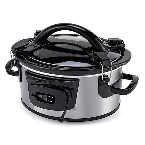 ge 6 quart crock pot - 4