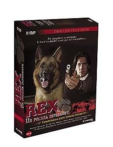 Rex Un Policía Diferente - 1ª Temporada 5 DVDs