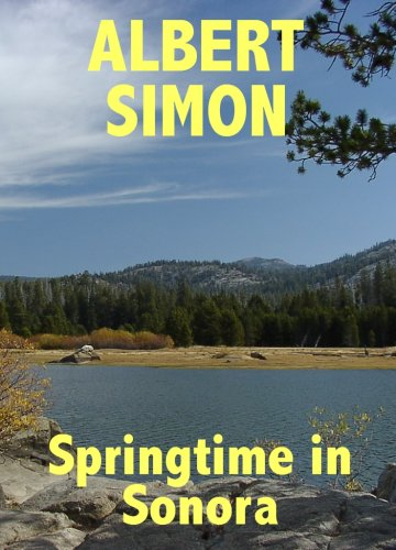 (Springtime in Sonora (Henry Wright Mystery Book 2) )