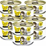 12-PACK Weruva Best Feline Friend Canned Cat Food, Tuna and Chicken 4Eva Recipe (66 oz) For Sale