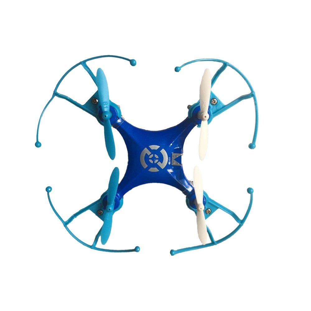 Naks- Dron de Vuelo, Color Azul (DR-747QC/BE): Amazon.es: Juguetes ...