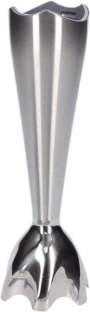 Braun hoja árbol cuchillo pie metal Minipimer Multiquick 4199mq700