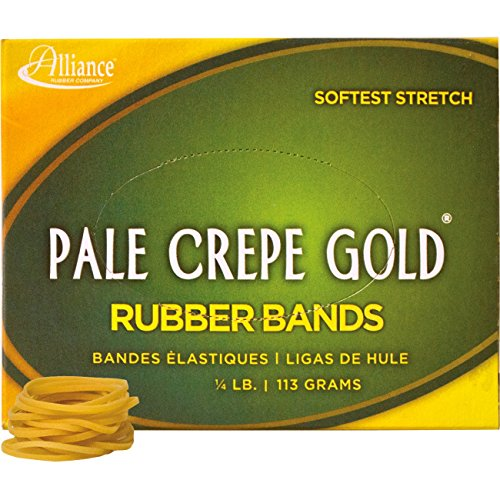 Alliance Rubber Products - Rubber Bands, Size 12, 1/4lb, 1-3/4